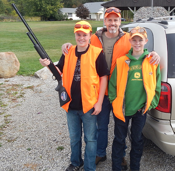 Youth hunters small